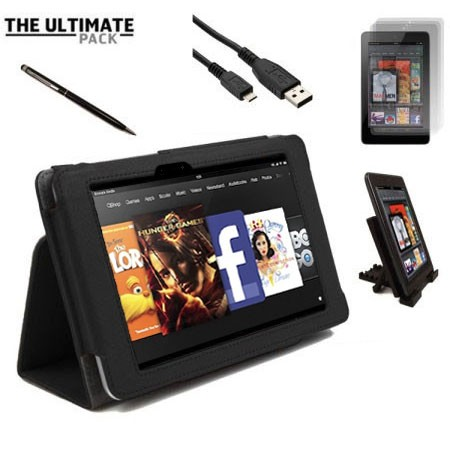Kindle fire kit