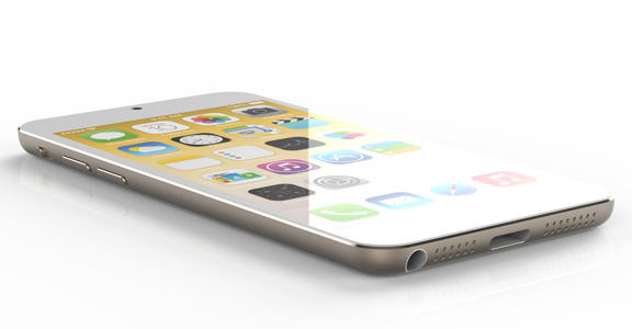 iPhone-6 concept