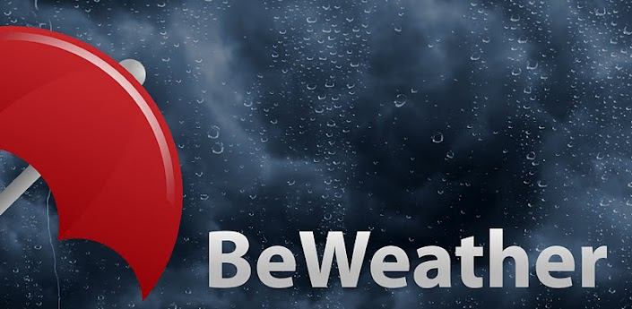 Blackberry BeWeather widget is now available on iOS