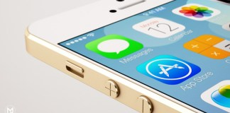 Gold iPhone Pro