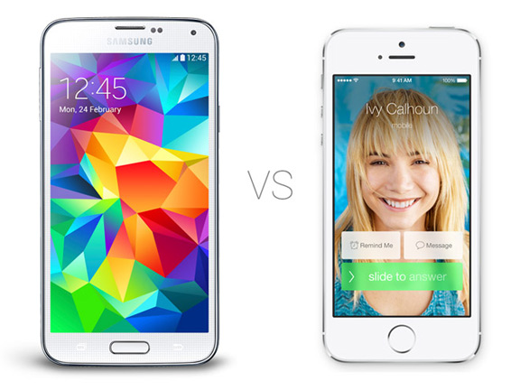 iPhone-5S-vs-Galaxy-S5-1
