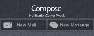 compose cydia tweak