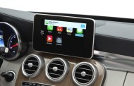 The first Toyota vehicle to support Apple CarPlay will appear in 2015