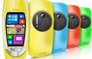Nokia announced the Nokia 3310 with a 41-megapixel camera
