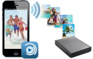 Seagate introduced the 2TB  Wireless Plus for iPhone and iPad