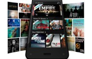 Amazon officially unveiled the 3D Fire Phone
