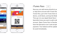 Apple introduces  iTunes Pass electronic payment service