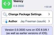 Saurik updated Cydget and Veency on iOS 8 to support the iPhone 6 and iphone 6 Plus