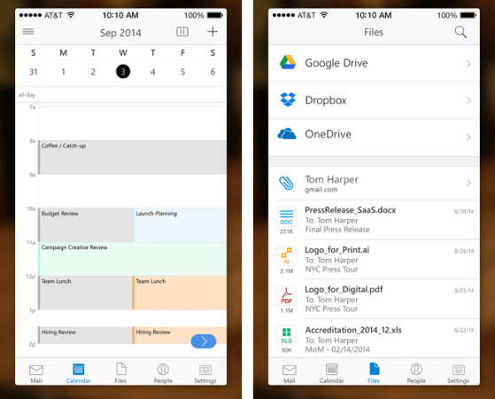 Microsoft-Outlook-1.0-for-iOS-iPhone-screenshot-002