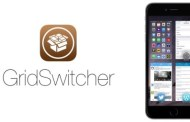 GridSwitcher, another way of using multitasking on iOS 8