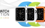 Spigen introduced a line of accessories for the Apple Watch