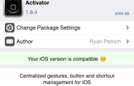 Activator and Flipswitch updated to support iOS 8.4