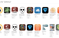 Apple pulls several malicious applications on the App Store