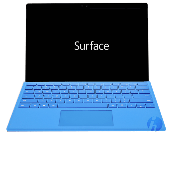 Surface pro 4 boot screen
