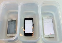 iPhone SE Vs iPhone 6s Vs iPhone 5s Waterproof Test