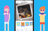 Facebook Update Brings Slideshow To Compete With Google and Apple