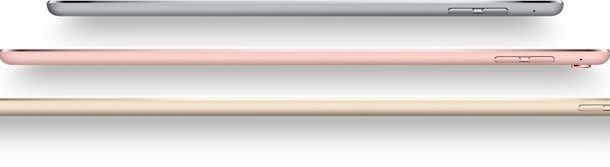 Three New iPads Model Said To Be Between 10 and 10.5-Inches To Launch In 2017