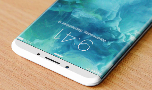 iPhone-8-Curved-OLED-Display