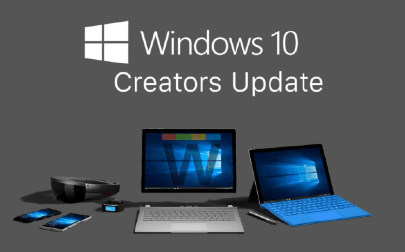 Windows 10 Creators Update Released Via Windows Update