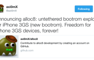 New Bootrom For iPhone 3GS Exploit Released