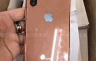 Leaked iPhone 8 Photos Show Copper Gold, Black, And White Colors