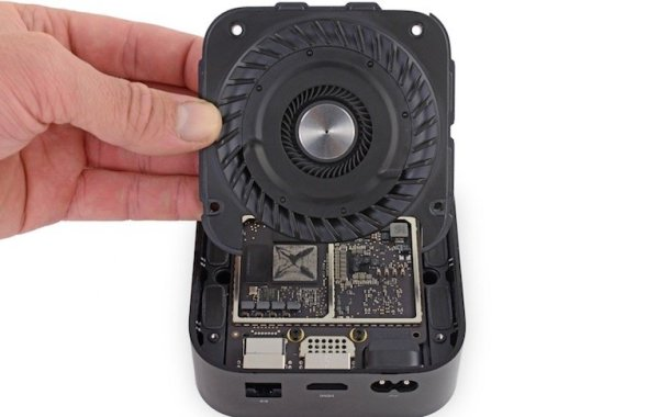 Apple TV 4K Teardown Shows A10X Processor Cooling System