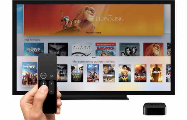 Apple Plans To Sell Video Subscriptions Through  Apple TV And TV App On iOS And