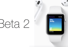 watchOS-5-Beta-2