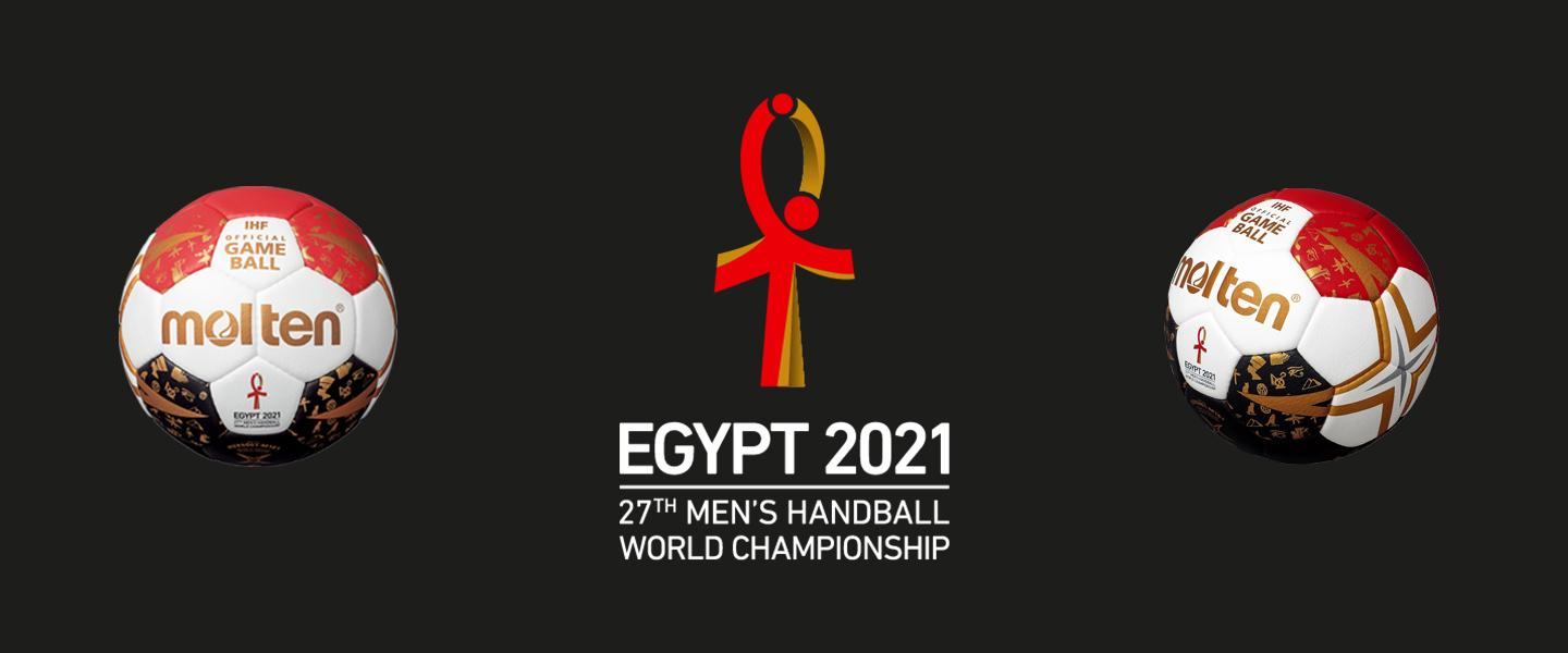 ihf official egypt 2021 ball revealed