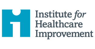 Image result for insititute for healthcare improvement logo