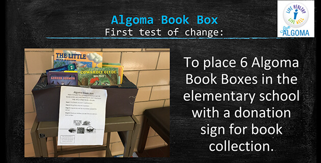 Algoma High School MOOC books