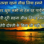 TOP 21 Friendship Hindi Shayari Collection