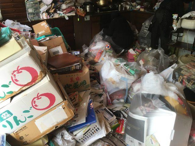 ゴミ屋敷と認知症