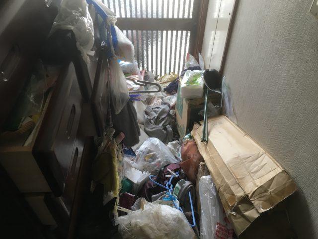 ゴミ屋敷 前橋