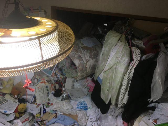 ゴミ屋敷 栃木