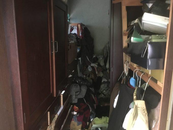 群馬での遺品整理(前橋市)
