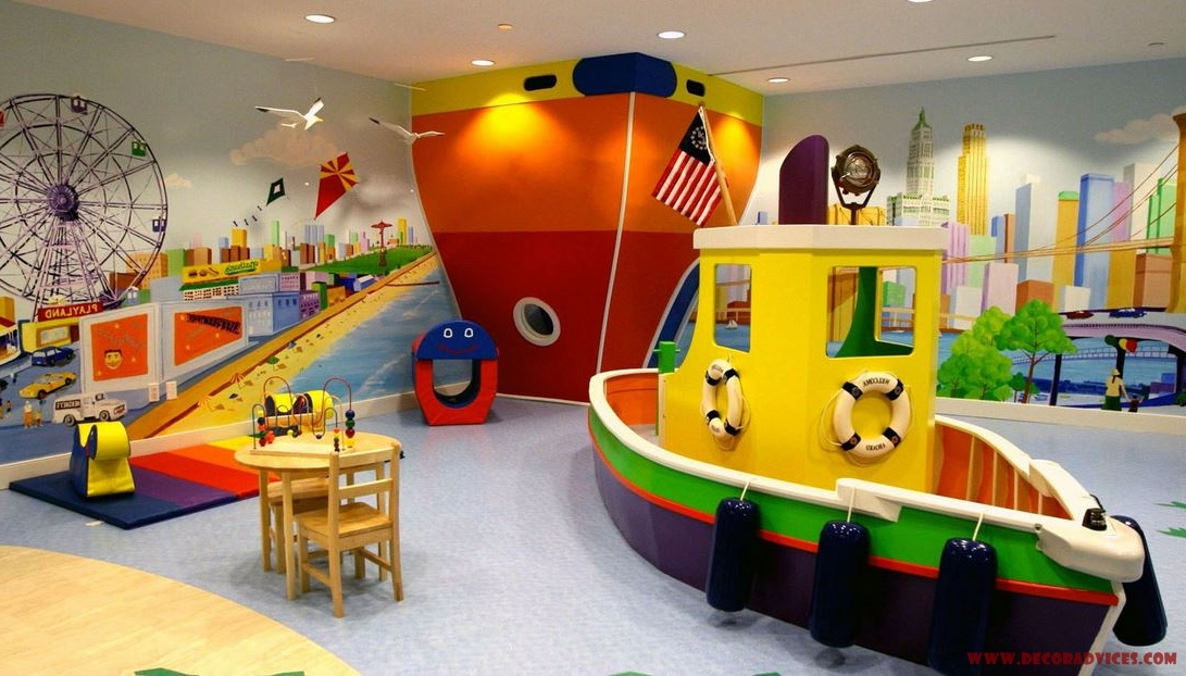 Home Basement Ideas For Kids Area Stylish On Home With Decorating Dining Room Styles 16 Basement Ideas For Kids Area Modest On Home And Luxurious Large Room Decor With Stunning Listed In