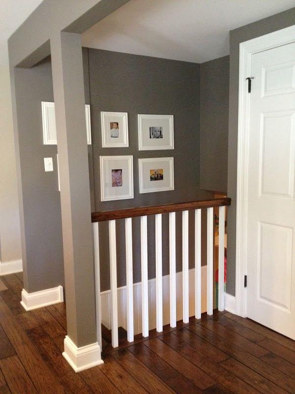 Other Open Basement Stairs Open Basement Stairs Open Basement | Opening Up Basement Stairs | Underneath | Landing | Living Room | Wall | Basement Above