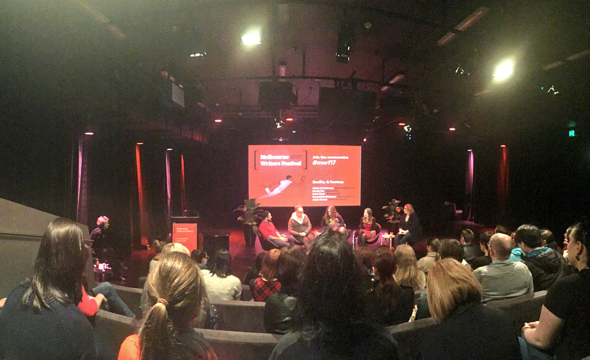 Melbourne Writers Festival 2017: The Review