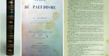 """""""Traité du Paludisme"""", de A. Laveran"""