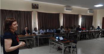 IHMT desenvolve o primeiro estudo de rotavírus em S. Tomé e Príncipe