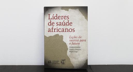 Capa do livro Lideres Africanos