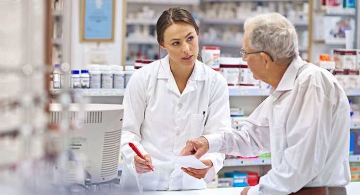 eHealth pharmaceutical services: linking patients, pharmacists and physicians