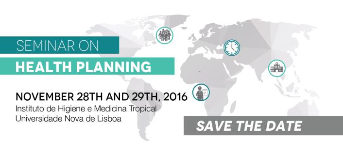 Health Planning Seminar banner