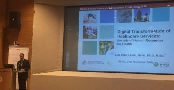 Investigador do IHMT profere palestra nos Emirados Árabes Unidos