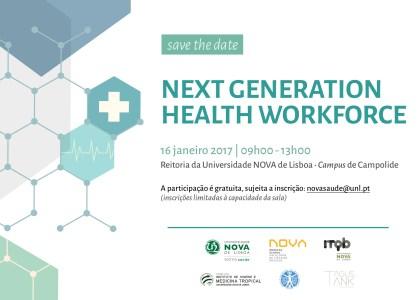 Imagem do Next Generation Health Workforce