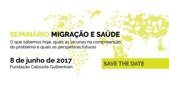 IHMT coorganiza seminário sobre Migração e Saúde