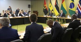 Participação na IV Reunião Ordinária de Ministros da Saúde da CPLP