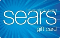 ihocon: $200 Sears Gift Card只賣$170 - Email Delivery