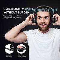ihocon: Mpow Thor Bluetooth Foldable Headphones with Mic, Wired and Wireless有線/無線兩用麥克風耳機